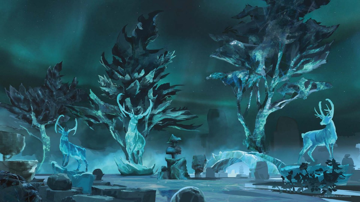 D&D adventure Icewind Dale: Rime of the Frostmaiden released Sept. 15, 2020
