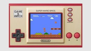 Game & Watch: Super Mario Bros.