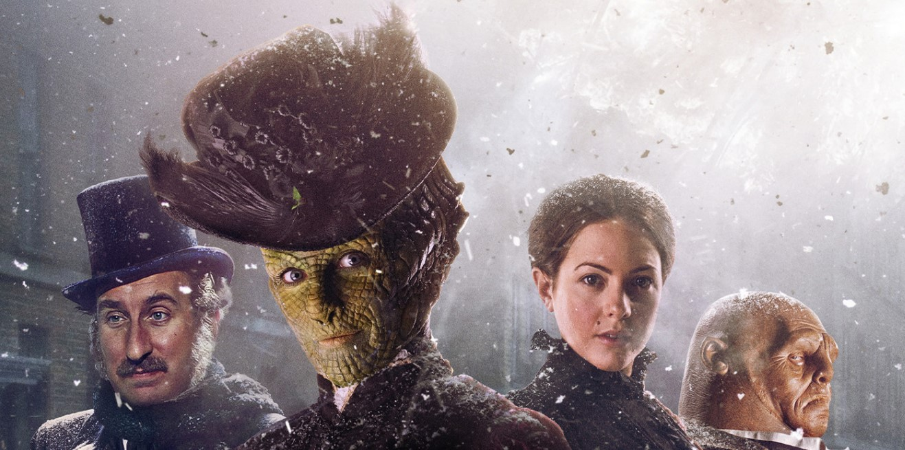 Victorian Christmas surprise in October from Doctor Who spinoff stars
