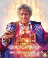 Classic Who blu-ray season 8 jon pertwee