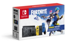 Fortnite Switch bundle