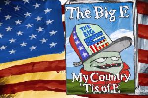 Cartoon Election Countdown