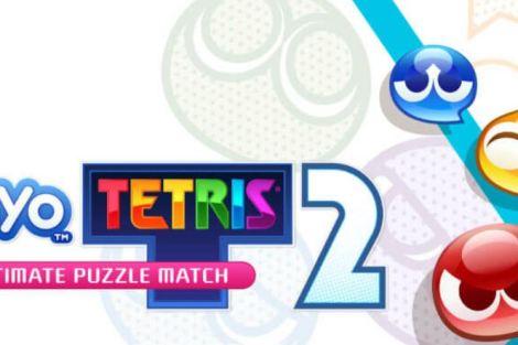 Puyo Puyo Tetris 2
