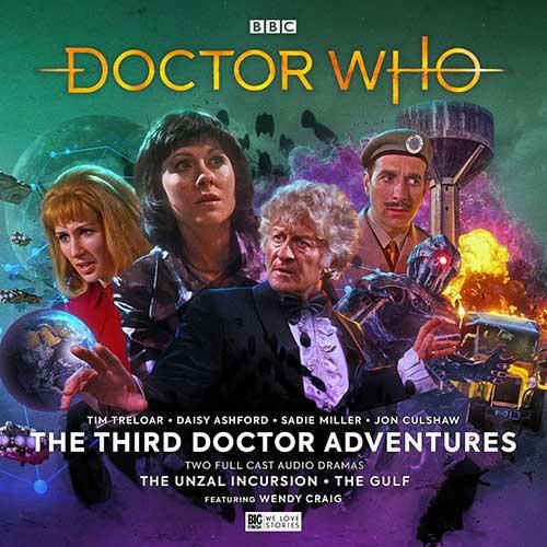 Doctor Who Third Doctor Adventures Volume 7