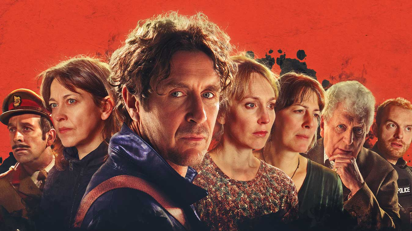 Old friends join Paul McGann's Doctor in Big Finish's 'Stranded 2'