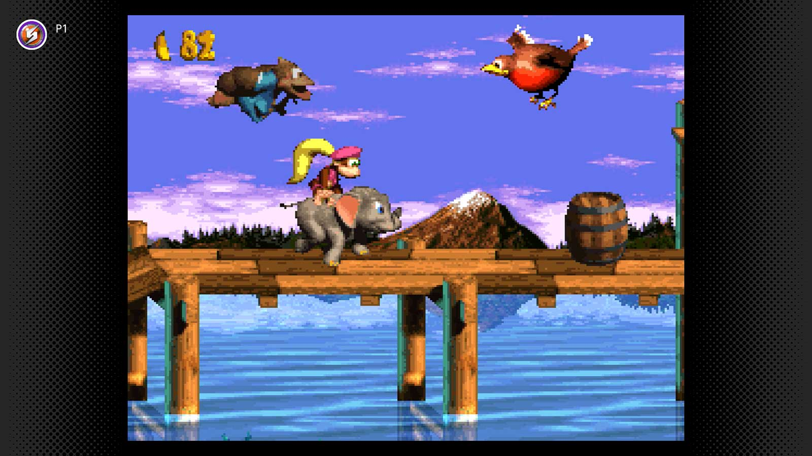 Donkey Kong Country 3 Coming To Switch Online