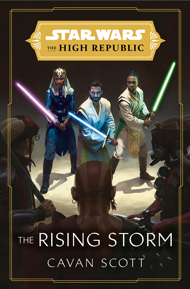 Star Wars: The High Republic: The Rising Storm