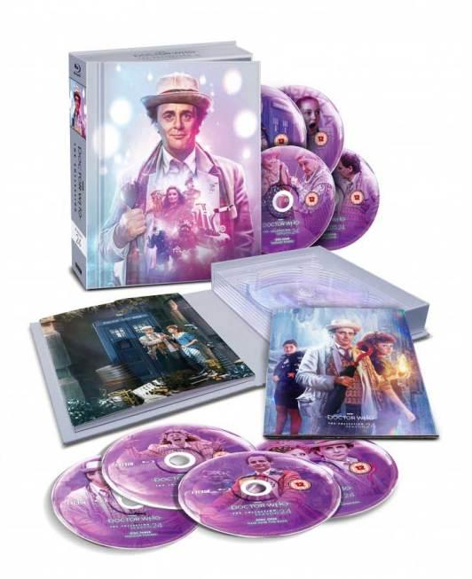 Doctor Who Season 24 Blu-ray