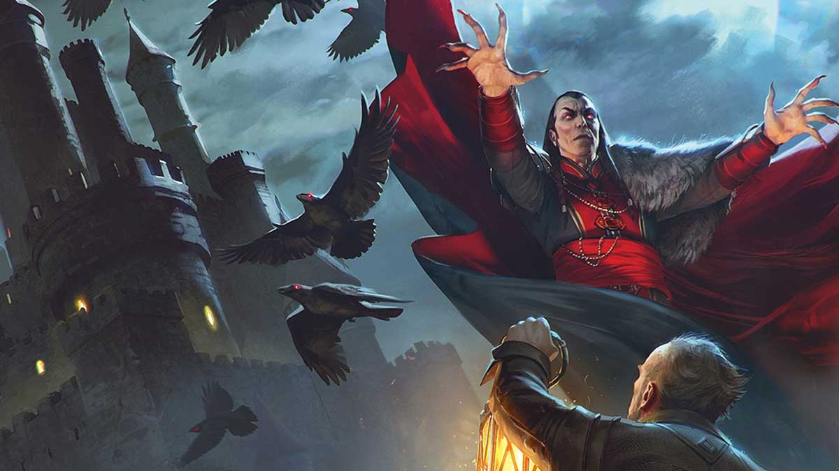 Van Richten's Guide to Ravenloft coming May 18 for D&D game