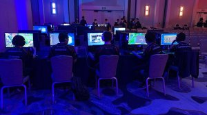 The popularity of esports, here being played by the ASU League of Legends team, is growing rapidly. Among those competing are unified esports teams, thanks to Special Olympics Arizona and the Arizona Interscholastic Association. (Photo courtesy of ASU League of Legends/Twitter)