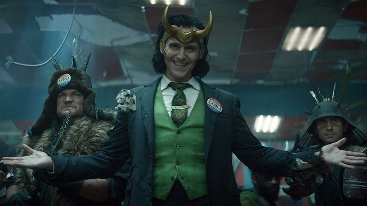 Loki debuting June 9 in Disney+ shift to Wednesday release