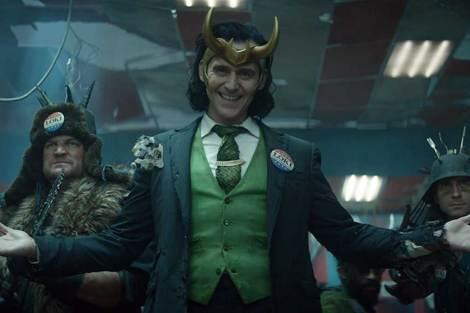 Loki Disney+ original series