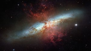 "The ""Cigar Galaxy"" – or M82 – contains areas of gas that fuel the formation of new stars. In 2024, a small telescope designed by the University of Arizona will be launched to study these gases and help astronomers better understand galaxies. (Photo courtesy of NASA)"
