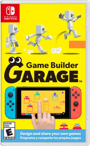 Game Builder Garage for Nintendo Switch