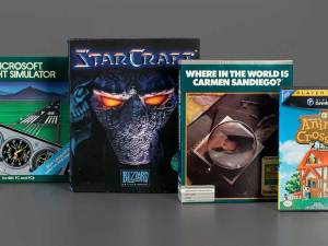 2021 World Video Game Hall of Fame Inductees
