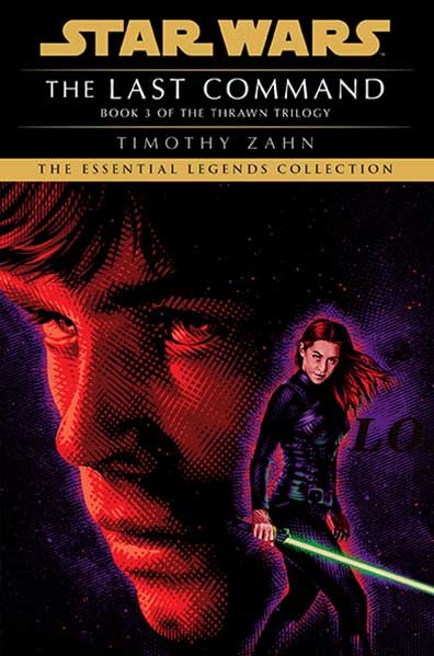 Star Wars Essential Legends Collection: The Last Command