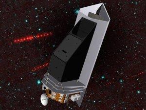 The Near Earth Object Surveyor infrared telescope is moving toward its preliminary design phase, led by University of Arizona professor Amy Mainzer. NASA plans to launch the surveyor in 2026. (Photo courtesy of NASA/JPL-Caltech)