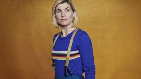 Thirteenth Doctor Jodie Whittaker
