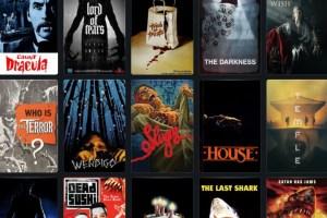 horror movie challenge