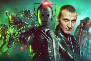 Doctor Who: The Ninth Doctor Adventures - Lost Warriors