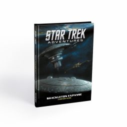 Star Trek Adventures: The Shackleton Expanse