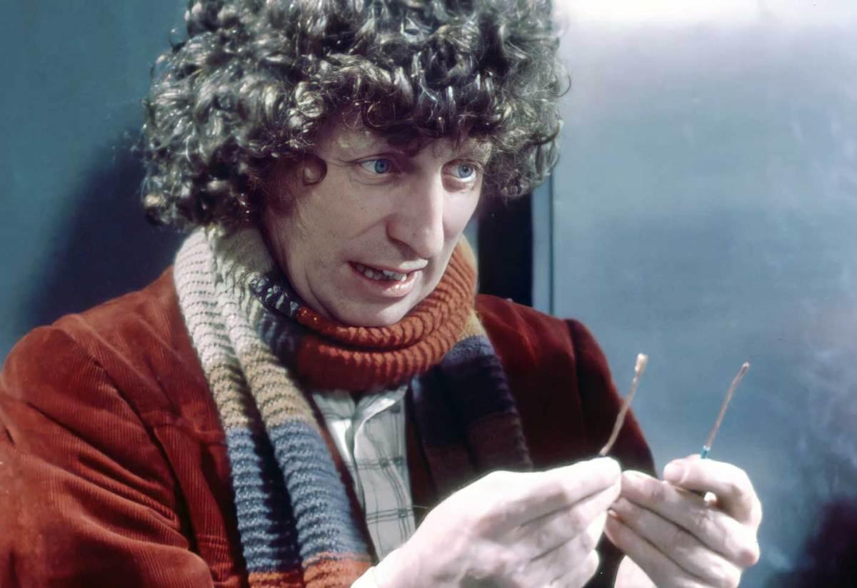 Doctor Who Tom Baker