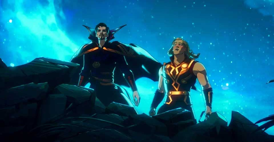 Mid-season sneak peek: Marvel Studios' What If…?