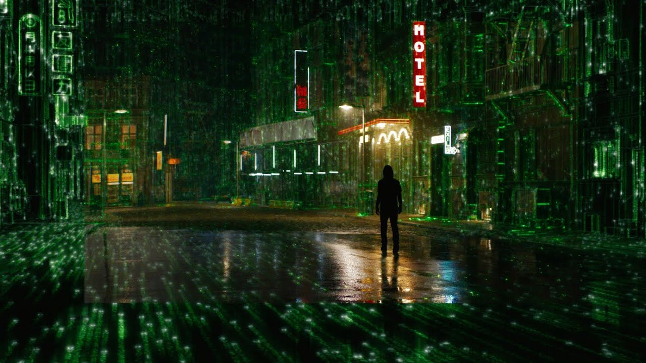 Watch the first trailer for The Matrix Resurrections