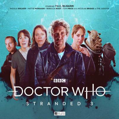 Doctor Who Stranded 3
