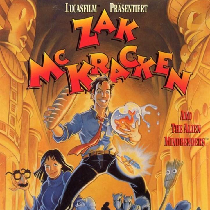 Folge 31: Zak McKracken (1988)