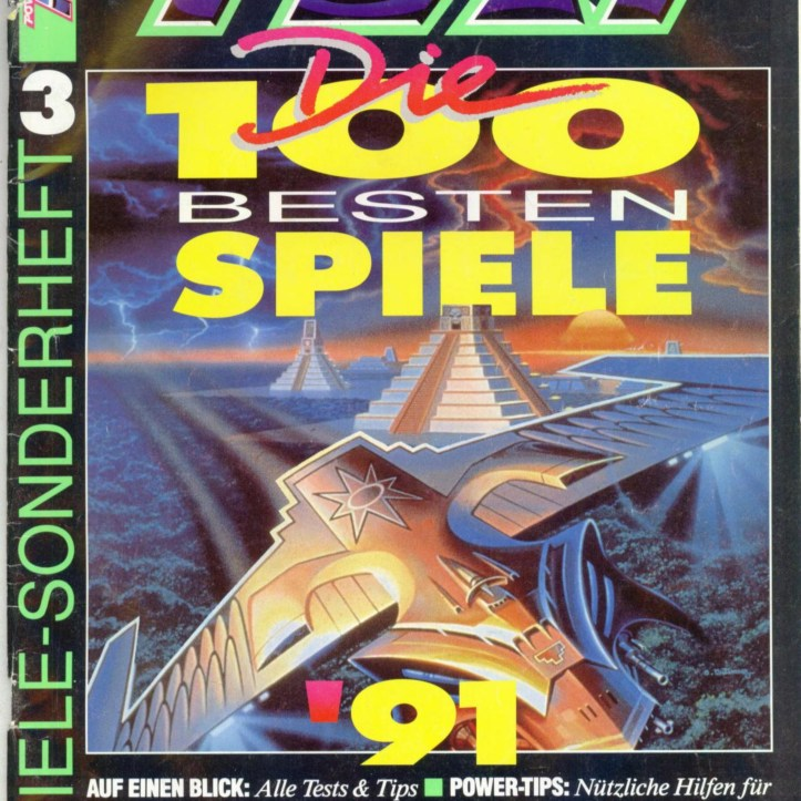 Folge 102: Durchgeblättert: Power Play – die besten Spiele '91 (mit Michael Hengst)
