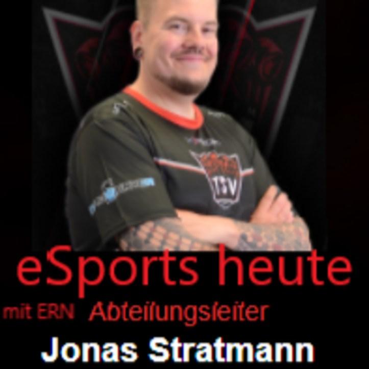 Folge 110: eSport heute (mit Jonas Stratmann von eSport Rhein-Neckar)