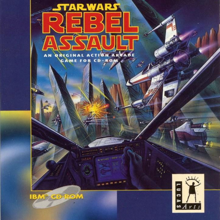 Folge 115: Rebel Assault (1993)