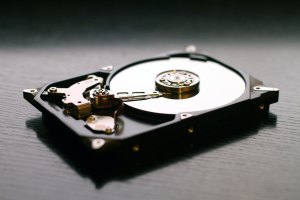 ハードディスクの開発