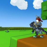 Trove Robo Raptor mount