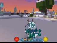 Trove_Sharp Shooter Costume items