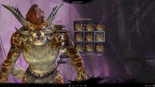 GW2_Charr character creation_2