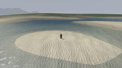 Dimension Empty Tempest Island