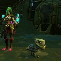 Wildstar E3 Pack: Gnix pet and Hoverboard