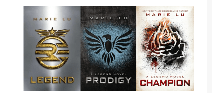 My Top Ten YA Trilogies and Duologies by Paige Martin   Nerdy Book Club image