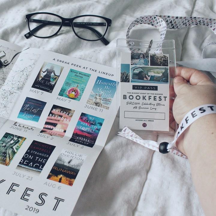 Bookfest: SRC 2019