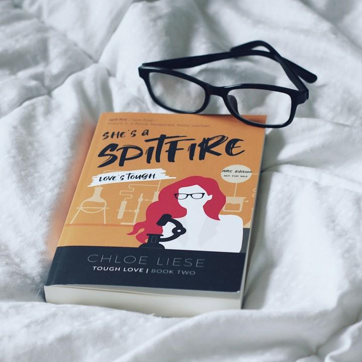She's A Spitfire