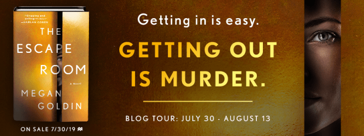 Blog Tour: The Escape Room