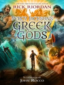 11 Percy Jackson and the Greek Gods - Rick Riordan