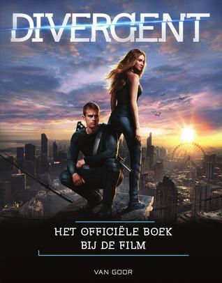 21 Divergent Het officiële boek bij de film Kate Egan