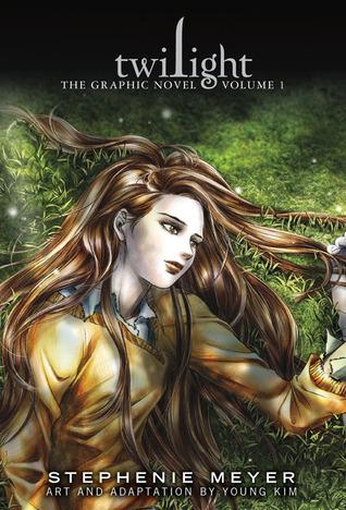 25 Twilight Graphic Novel 1 Stephenie Meyer