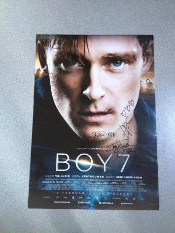 Boy 7 poter