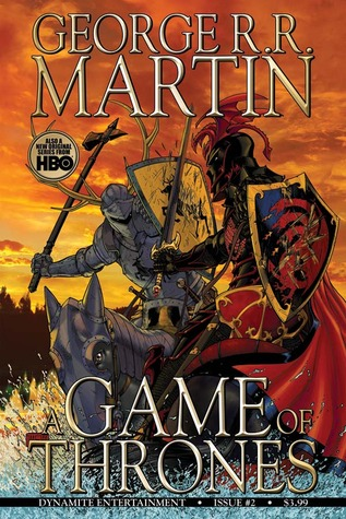 13 A Game of Thrones Graphic Novel Boek 2