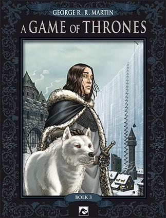 14 A Game of Thrones Graphic Novel Boek 3