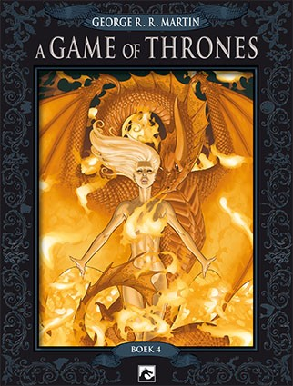 17 A Game of Thrones Graphic Novel Boek 4